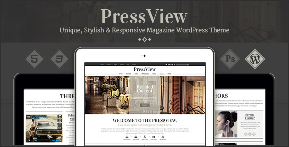 Personal Vintage Website Theme