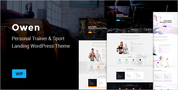Personal Yoga Website Template