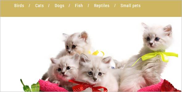 Pets Shopping PrestaShop Template