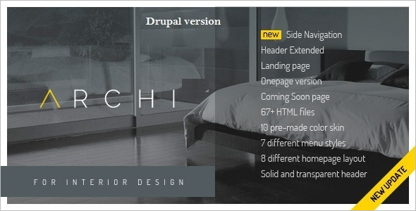 Premium Furniture Drupal Theme