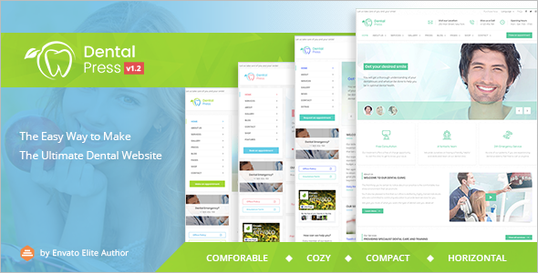 Premium Medical Website Template