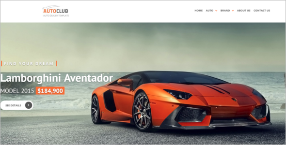 Prestashop Car Theme