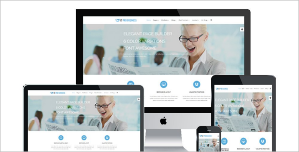 ProBusiness Joomla Template