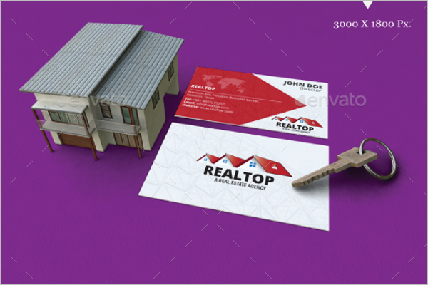 Real Estate Branding Mockup
