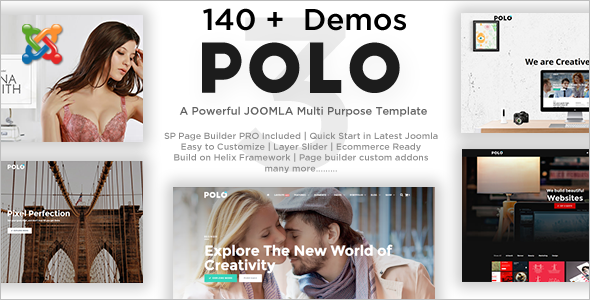 Reponsive Business Joomla Website Template