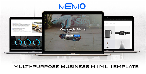 Reponsive Multi Purpose Joomla Template