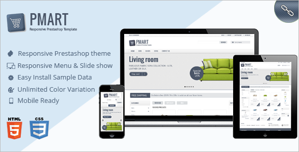 Responsive Oscommerce Design Template