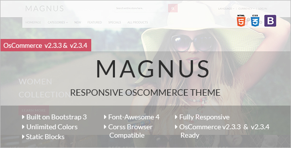 Responsive Oscommerce Nulled Template