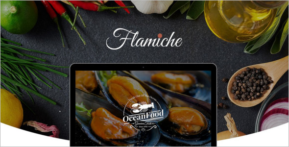 Restaurant Magento Extension Theme