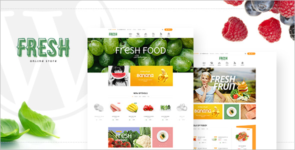 Restaurant Prestashop 1.7 Theme