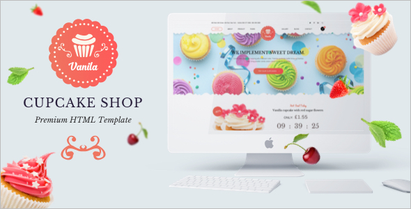 Restaurant Reservation OpenCart Template