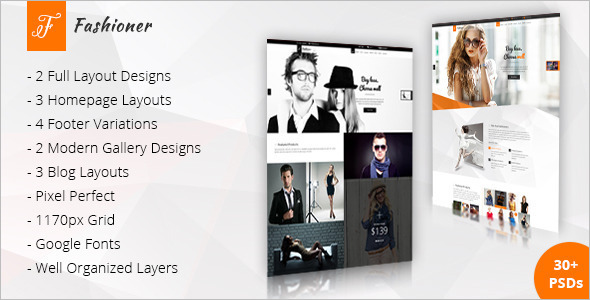 Retail Photography OpenCart Template