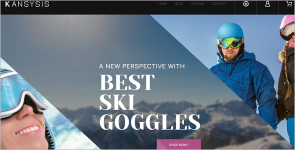 Sports Clothing & Equipment Prestashop Theme