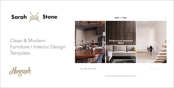 Stone Furniture Bootstrap Theme