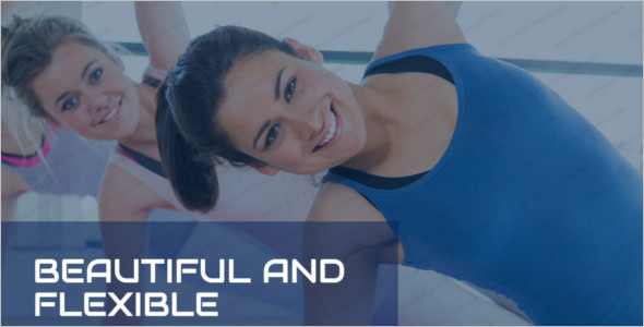 Womens Fitness Website Template