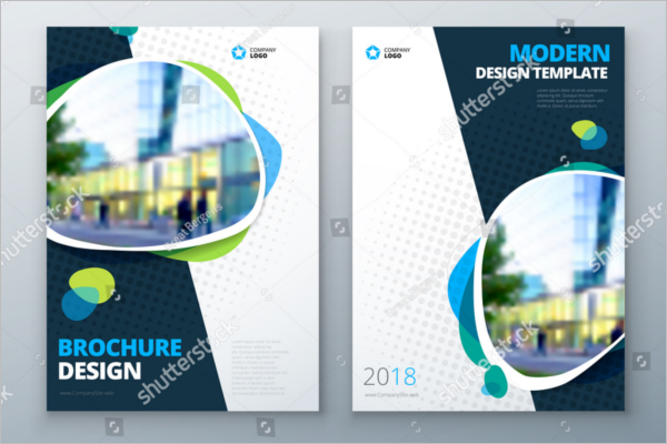 A4 Brochure Template InDesign Free
