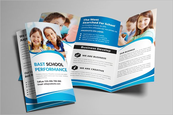 Ade Brochure Template