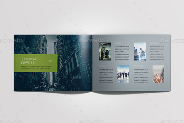 Advertising Brochure Design