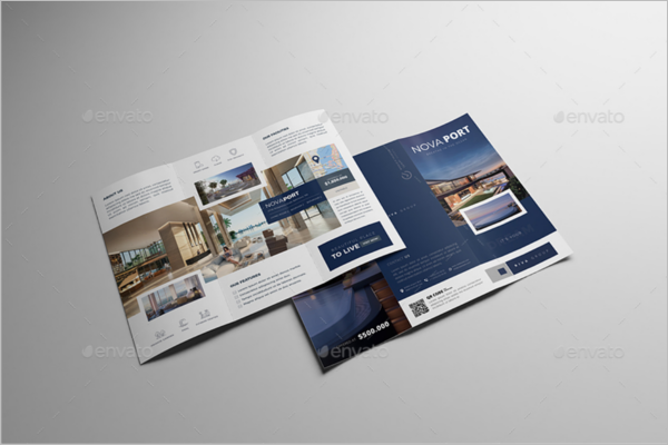 Advertising Company Brochure
