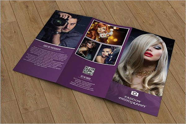 Album Photography Brochure