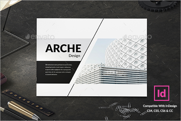 Architecture Brochure Design
