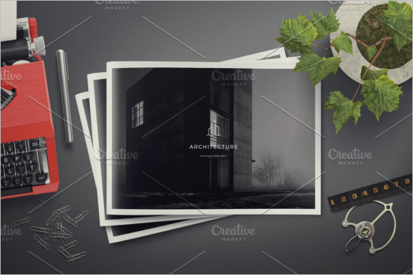 Architecture PSD Brochure