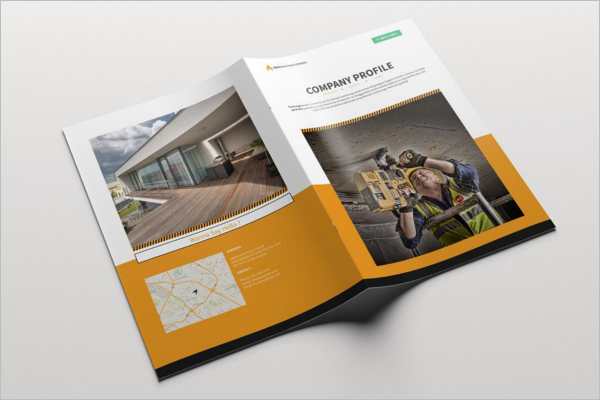 Archtech HD Brochure Template