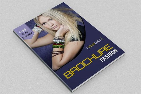 Attractive Brochure Template