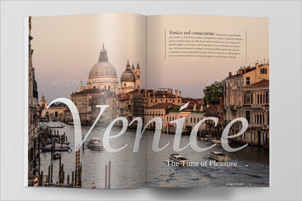 Automatic Travel Brochure Template