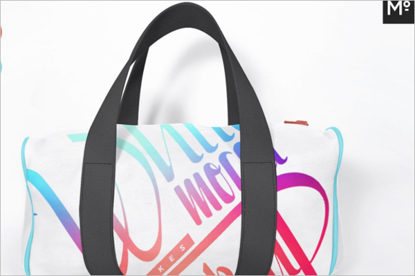 Bag Product Mockup Design