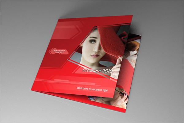 Beauty Brochure Design