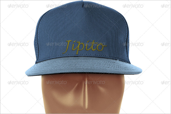 Best Cap Mockup Design