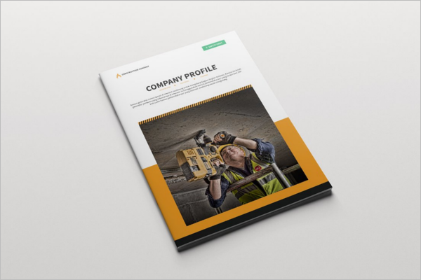 Best Construction Brochure Template