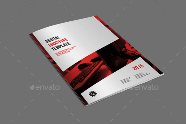 Best Digital Brochure Template