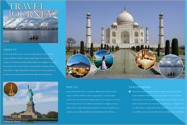 Best Free Holiday Brochure Download