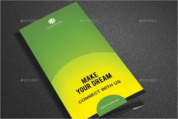 Best Green Brochure Template