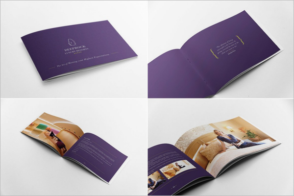 Best Interior Brochure Template