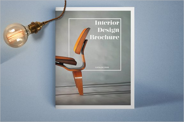 Best Interior Design Brochure