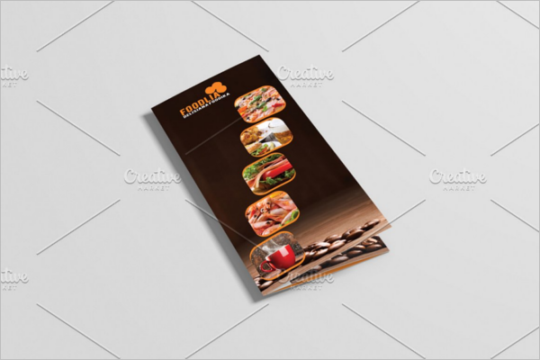 Best Restaurant Brochure