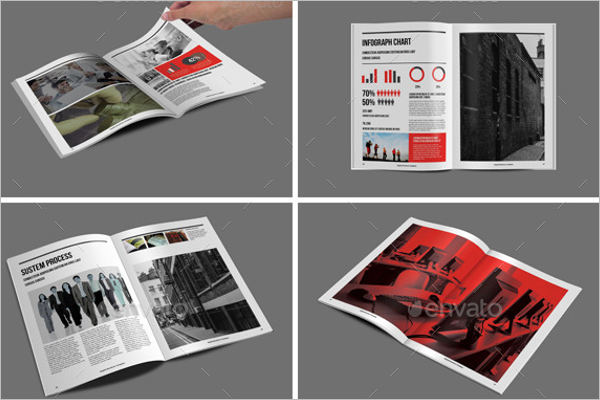 Biflod Digital Brochure Template