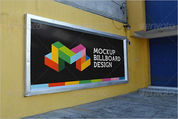 Billboard Pack Mock-up