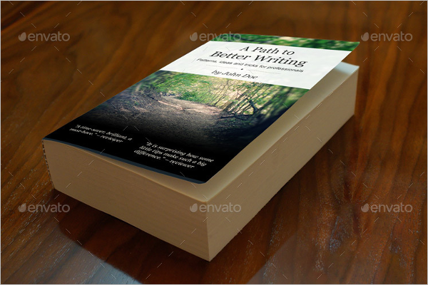 Book Cover Mockup Set