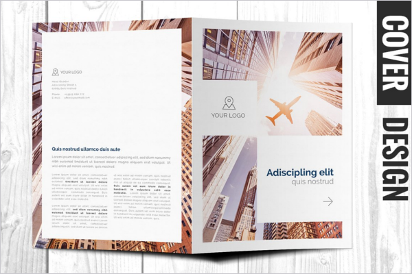 Brochure Bifold Template