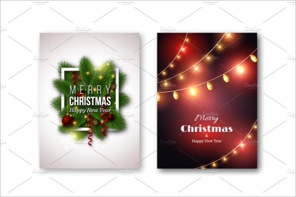 Brochure Christmas Template