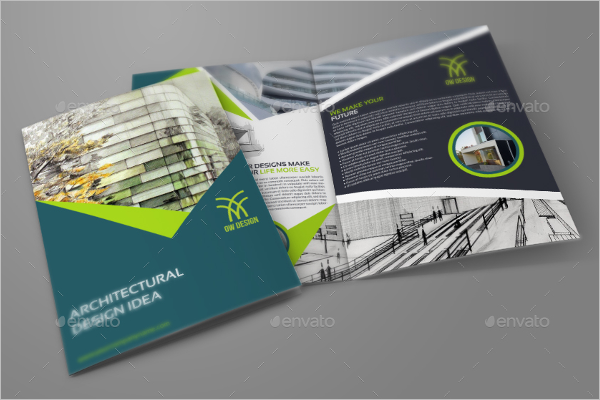 Brochure Design For Interior