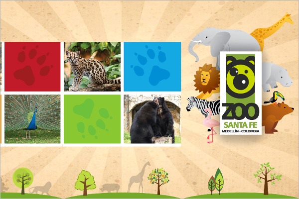 Free Brochure For Zoo