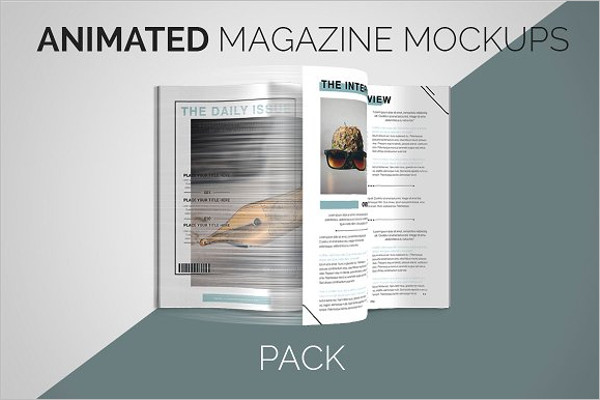 Brochure Mockup bundle