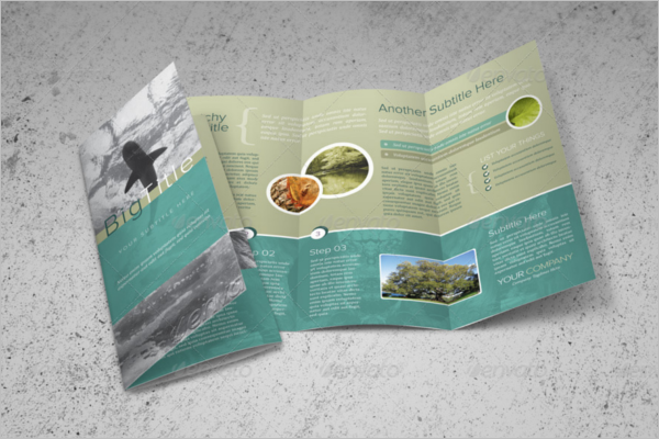 Brochure PSD Design