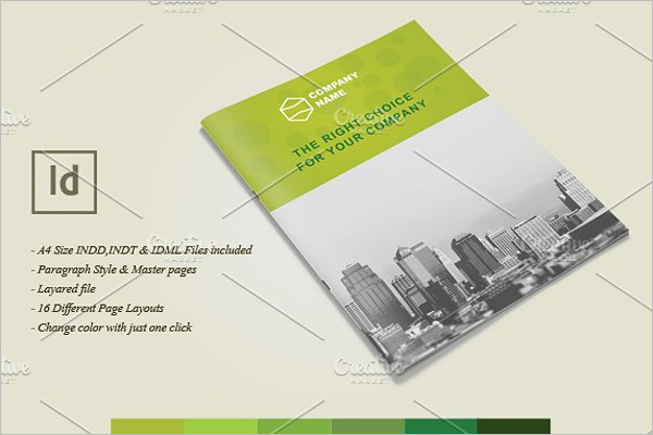 Business Catalog Design
