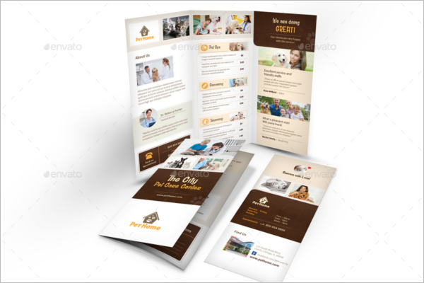 Business Daycare Brochure